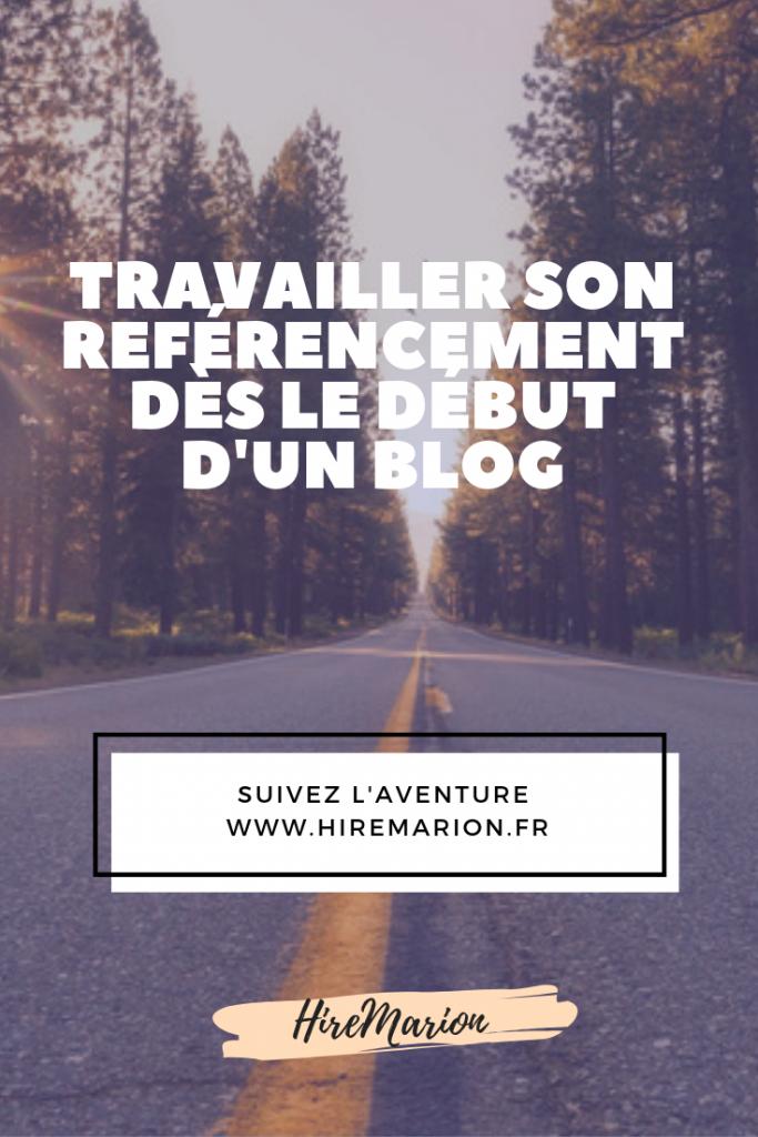 découvrez comment travailler le référencement de votre blog depuis le tout premier article