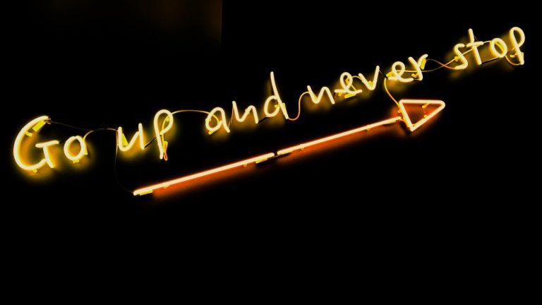 Go up and never stop ! La solution super facile pour augmenter ses abonnés sur les réseaux sociaux